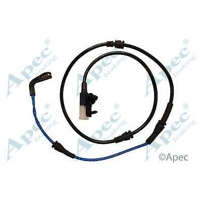 Fits Jaguar XE X760 2.0D Genuine OE Quality Apec Rear Brake Pad Wear Sensor