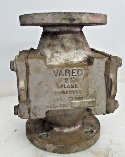 """VAREC 2/"""" FLAME ARRESTER 5512-E"""