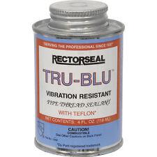 NEW Tru Blu Pipe Thread Sealant 118ml Each