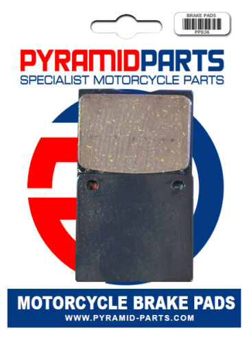 Z1R Rear brake pads for Kawasaki Z1000