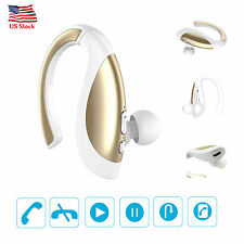 Gym Exercise Bluetooth Headset Handsfree Stereo Headphone For iPhone 6S 5S 4S LG