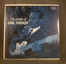 Earl Hooker The Genius Of Cuca 3400 Stereo Rare Original Blues Guitar Lp SEALED