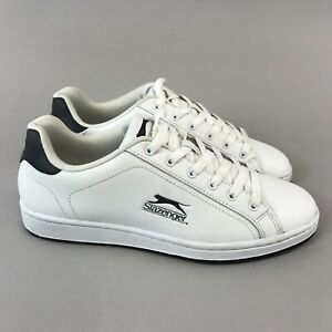 Slazenger-Casual-White-Sneakers-Trainers-Shoes-Size-42-UK8