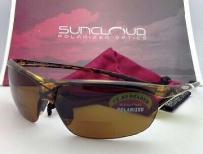 Suncloud Zephyr 2.50 Polarized Reader Sunglasses
