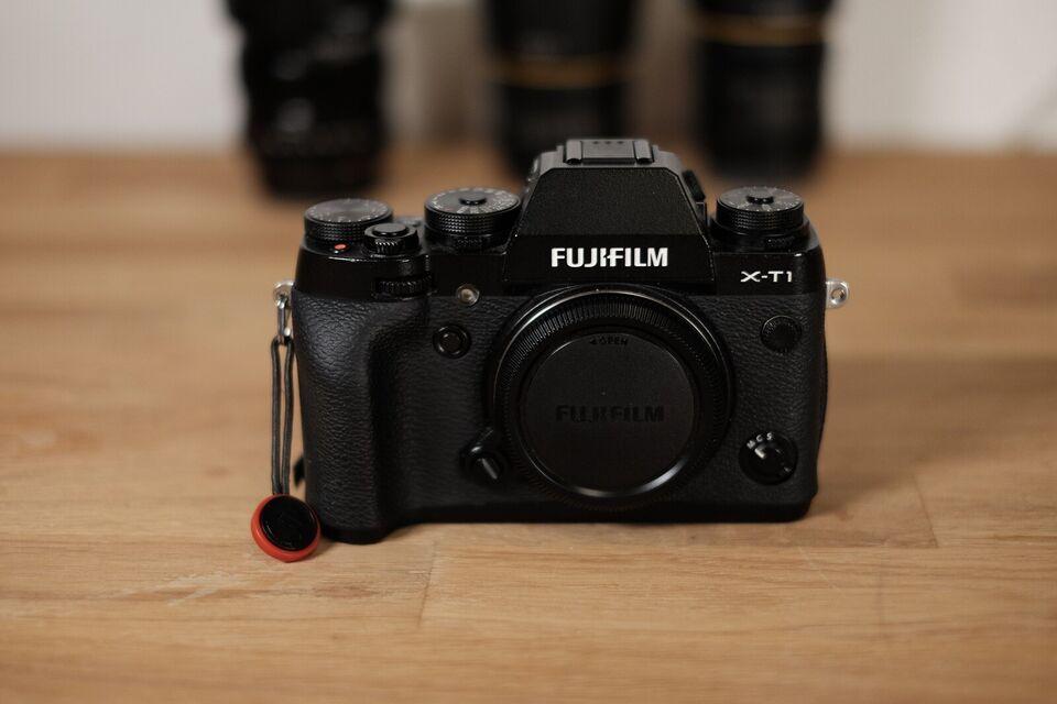 Fuji, X-T1, 16 megapixels