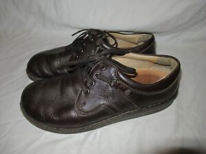 802ad80e17b41 Details about FINN COMFORT VAASA LEATHER OXFORDS MEN'S SIZE 9~9.5 US/42  EUR! NO RESERVE!