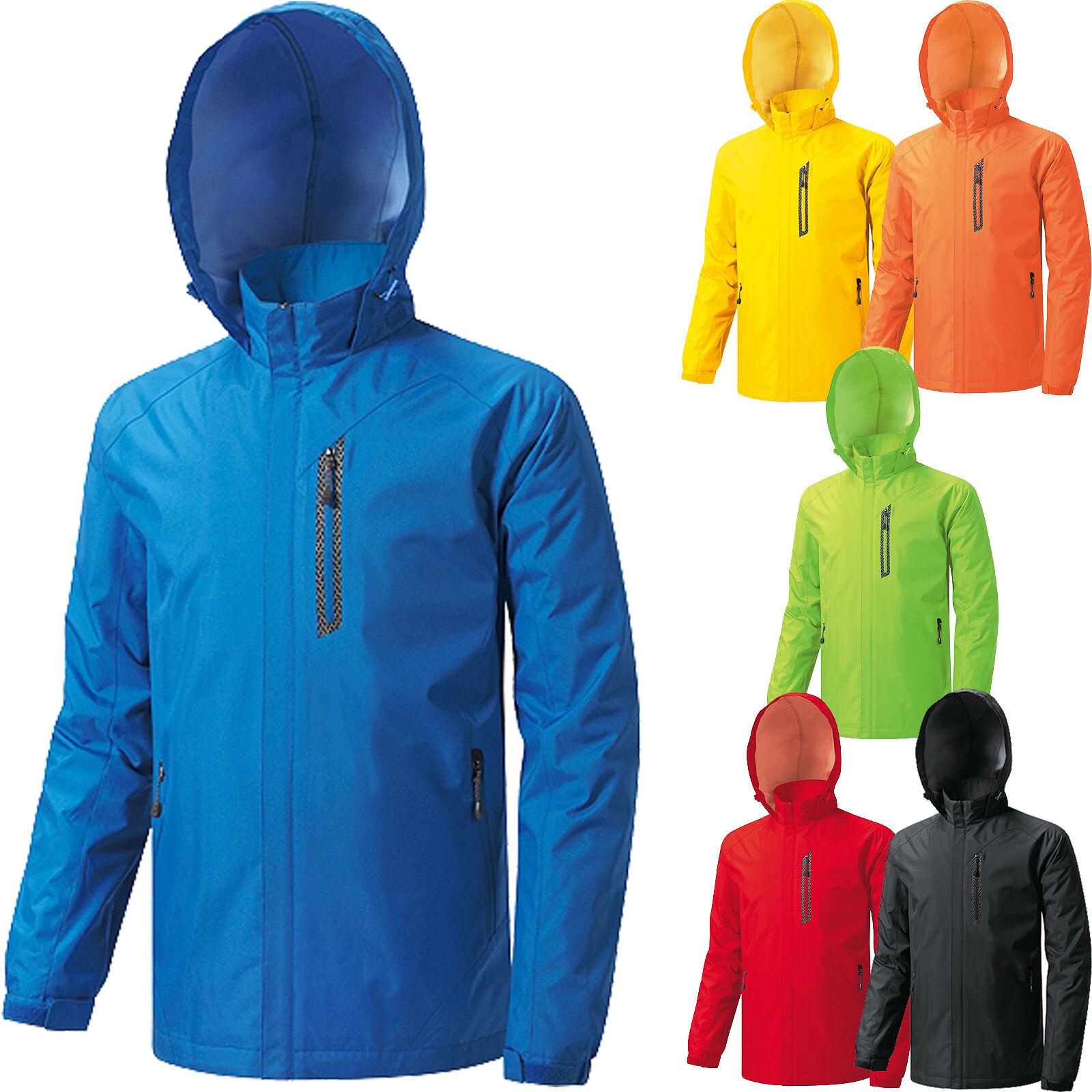 Vízálló Szélálló Soft Shell Rain Hooded Hiking Outdoor Zip Zip Jacket