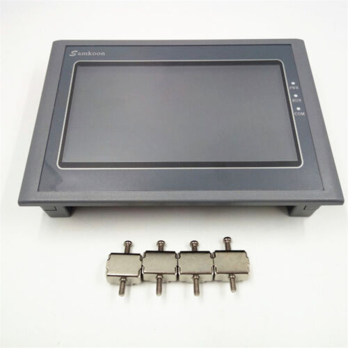 "Free Cable/&Software SK-070HE 7/"" HMI Touch Screen 800*480 USB Host SD Card 2COM"
