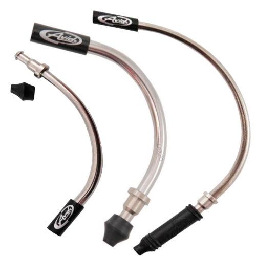 Avid V-Brake Noodle avec Pardessus 90//110//130 degrés de vélo V-Câble de frein nouilles