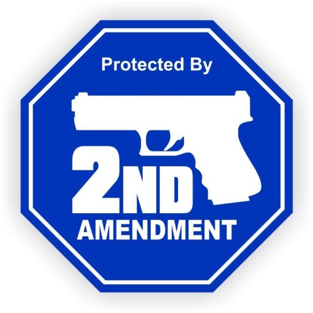 2nd Amendment Hard Hat Sticker / Helmet Label Stickers AR15 5.56 Decals AR-15