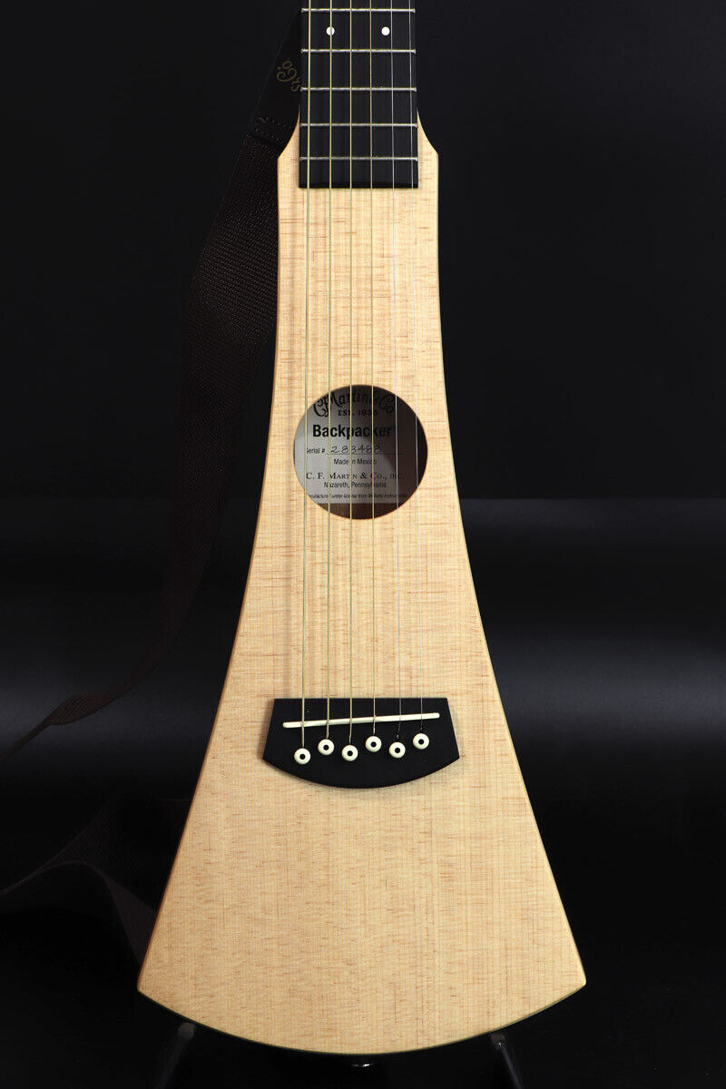 Martin Steel String Backpacker Guitar JAPAN beautiful rare EMS F S