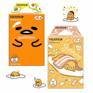 20-Sheets-Gudetama-Fujifilm-Instax-Mini-Film-Instant-Photo-Paper-For-Mini-9-8-7S
