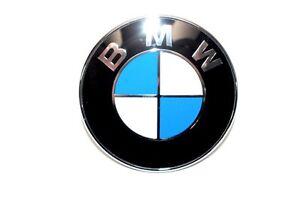 Bmw New Oem Hood Emblem Badge Roundel Logo E85 E86 E89 Z4