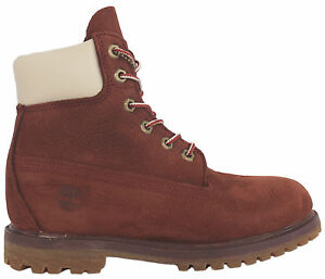 Timberland AF 6 Inch Premium Womens Girls Waterproof Leather Boots ... 7e1941258