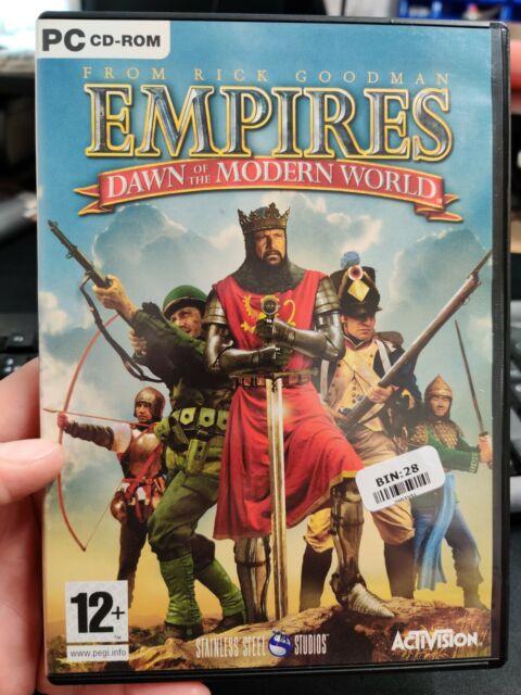 Imperien: Morgenröte der modernen Welt (PC: Windows, 2003) - European Version