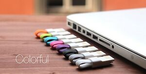 NEW-amp-IMPROVED-Genuine-inCharge-the-smallest-charge-cable-9-Colours-USB-C