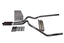 Chevy Gmc Ck1500 Ck2500 88 95 25 Dual Exhaust Magnaflow Muffler Withtips