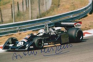 Arturo-Merzario-Firmato-a-Mano-12x8-photo-formula-1-f1-3