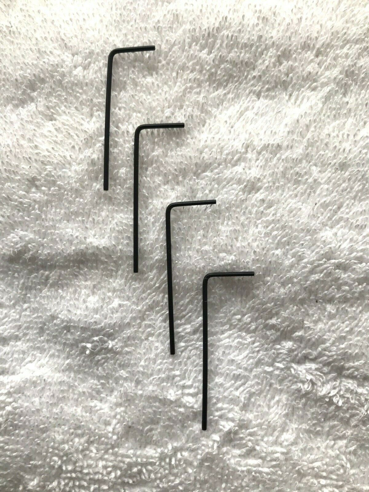 1//2-Inch Stanley Proto J46132 Standard Arm Hex Key