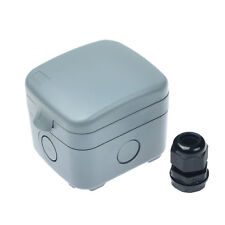 Dustproof Waterproof Ip66 Junction Box Abs Plastic Universal Durable Electrical