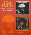 I Wrote a Simple Song/Music Is My Life [Slipcase] by Billy Preston (CD, Mar-2011, 2 Discs, Beat Goes On)