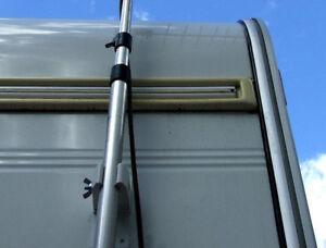 MAXVIEW-TV-AERIAL-MAST-POLE-CLAMPS-FOR-CARAVAN-MOTORHOME-BOAT-VW-CAMPER-RV-RADIO
