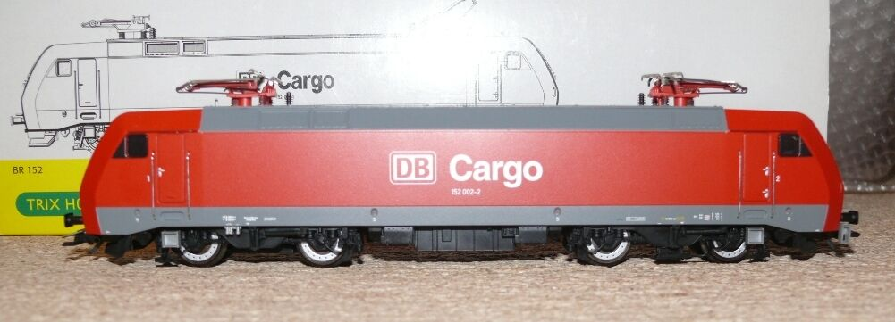 S50 Trix Int. Int. Int. 22558 E LOK  BR 152 002-1  DB Cargo    Viele Sorten  4fbd7a