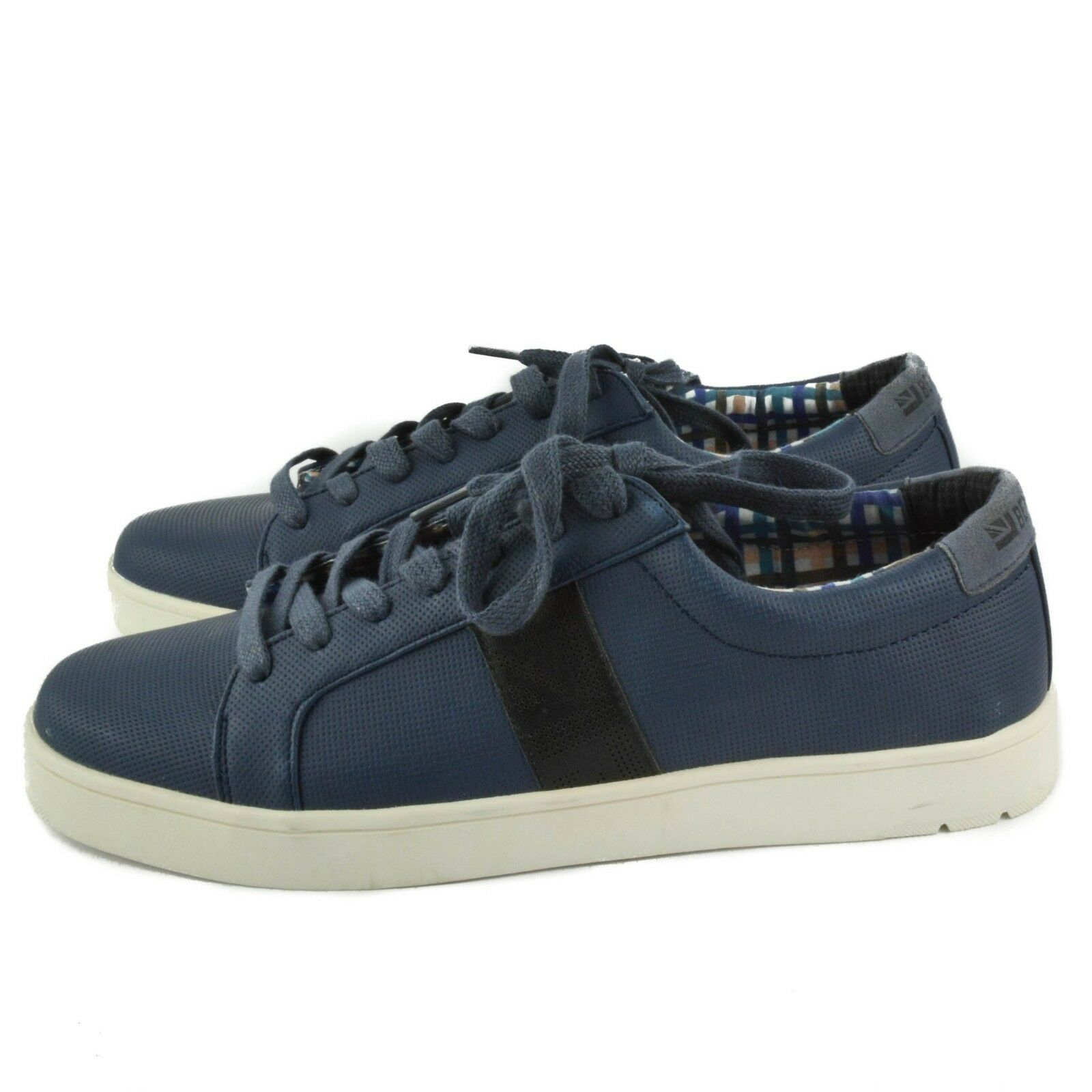 Ben Sherman Ashton navy sneakers size 11