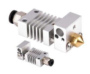 All Metal Hotend Kit w// Titanium Alloy Thermal Heat Break for CR-10 3D Printer