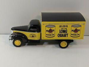 Liberty Classics Spec Cast 1942 Chevy Truck Diecast Pennzoil