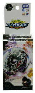TAKARA-TOMY-Beyblade-Burst-Booster-Dark-Deathscyther-Force-Jaggy-F-J-Attack-B42