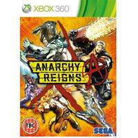 Anarchy Reigns - Xbox 360 game BRAND NEW & SEALED
