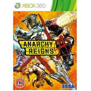 Anarchy Reigns Xbox 360 Game Brand New Sealed Ebay