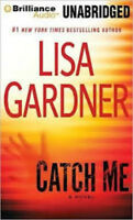 Lisa Gardner Catch Me Unabridged Mp3-cd Fast 1st Class Ship