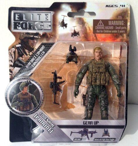 A F Combat Controller BBI blue boxAction Figure Patriot Elite Force code name