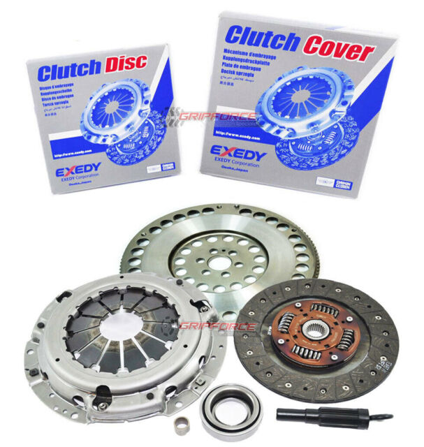 EXEDY CLUTCH PRO-KIT+HD FLYWHEEL fits 1991-1998 NISSAN 240SX 2.4L DOHC KA24DE