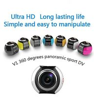 360 Wifi Action Camera Allwinner Gopro