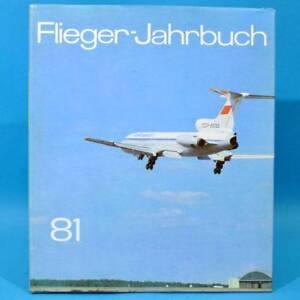 Flieger-Jahrbuch-1981-Transpress-Verlag-NVA-EA-DDR-Juri-Gagarin-Raumfahrt