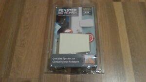 Fenster-Schnapper-Einbruchschutz-4x-Fenstersicherung-Keine-Schluessel-Batterie