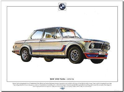 German Saloon Cars 2002 Turbo Touring M535i 507 FINE ART PRINT CLASSIC BMW