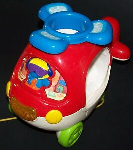 Vtech VTH-034 Explore Learn Helicopter 885520993182 ...