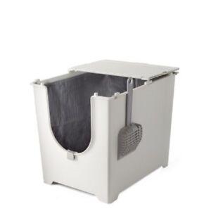 Bac à litière pour chats Flip Flip