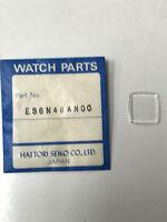 Seiko Brand Original Es6n48an00 Vintage Acrylic Crystal