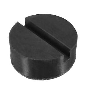 1-Slotted-Rubber-Jack-Pad-Frame-Rail-Pinch-Weld-Seam-Protector-Gummiauflage-Neu