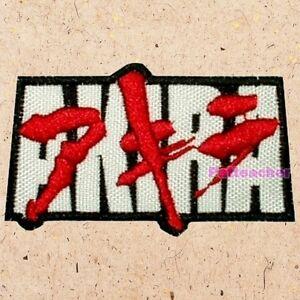 Akira Logo Patch Kaneda Tetsuo Shima Motorcycle Pill Good Health Embroidered Ebay