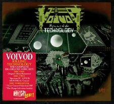 Voivod - Killing Technology - New 2CD/DVD Album