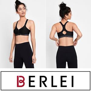 Black BERLEI Post Surgery Active Bra