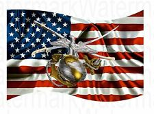 United States Marine Corps Custom Graphics