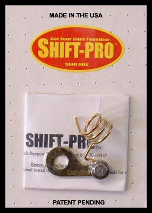 Yamaha RZ350 Shift-Pro bolt-on shift kit