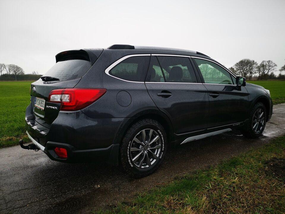 Subaru Outback 2.5 Cvt Koeajo